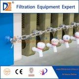 Filtre-presse une fois ouvert de Dazhang