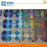 Hologram Sticker laser personalizzata 3D di alta qualità