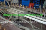 Línea de la protuberancia del panel de pared del PVC