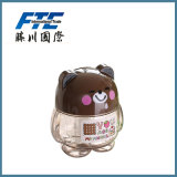 Silk-Screen Plastic Piggy Saving Bank for Promotional Gift