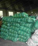 Olivgrüner grüne Farben-Polypropylen-Sandsack mit Drawstring