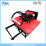 máquina manual da imprensa do calor do grande formato 6000W para a tela