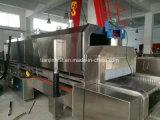 Máquina de congelação do nitrogênio líquido IQF de aço inoxidável
