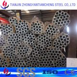 Aluminiumlieferanten-rechteckige Aluminiumrohrleitung 6063 6061 Aluminiumauf lager
