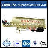 Cino HOWO 8X4 Bulk Cement Powder Material Tank Truck