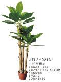 Albero di banana artificiale delle piante di buona qualità di Gu-SL2090926
