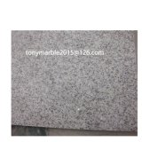 床の装飾(SY-MS001)のための石造りの彫刻の灰色の大理石の平板