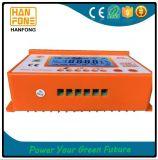 Contrôleur solaire 10A/20A/30A/40A/50A/60A de Hanfong PWM