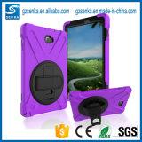 Hybrider Shockproof Tablette-Hochleistungskasten für Samsung-Galaxie-Tabulator ein 10.1 P580/P585