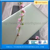 4-8mmの明確な、染められた構築の装飾的な酸はガラスをエッチングした