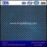 Tissu en fil tissé Ss 316 / maillage métallique carré