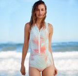 Swimwear van de Hete van de Lentes van de Bikini van de Memoranda van het geslacht van Sublimaiton Vrouwen van de Druk