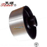 China-Lieferant Wgz Gang-Kupplung mit Bremsen-Rad