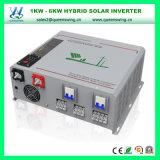 MPPT 관제사를 가진 격자 5kw/6kw 태양 에너지 잡종 변환장치 떨어져
