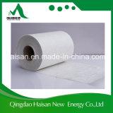 Couvre-tapis de brin coupé par fibre de verre de la poudre 70GSM de la largeur 158cm de la longueur de roulis 100m pour le bateau