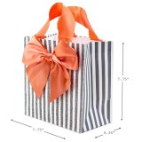 Красивейше мешок подарка Kraft, бумажный мешок подарка, мешок подарка, бумажный мешок, мешок искусствоа бумажный