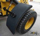 雪のタイヤの小さい車輪のローダーZl12f