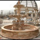 Fontana rossa Mf-368 di Ny della fontana della pietra della fontana della fontana di marmo del granito