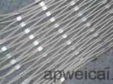 Virola / Sleev malla de alambre de la cuerda
