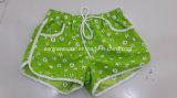 Oeko-Tex volles Taillen-Polyester gekopierte Dame Board Short Swimwear