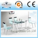 يقسم [تمبرد] زجاج لأنّ طاولة/كرسي تثبيت