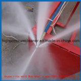 Nettoyeur de pipe à haute pression de gicleur de tube de pipe de rondelle industrielle de nettoyage