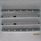 Glissière normale en acier de tiroir des parties 17mm de meubles