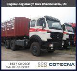 De Vrachtwagen van de Kipper van de Stortplaats 380HP van Beiben 30ton van Northbenz 6X4