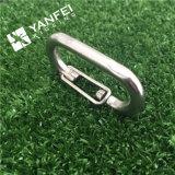 crochet de rupture de ressort de l'acier inoxydable AISI304/316 de 8mm