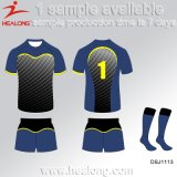 Healong niedriger Preis-sublimiertes Drucken-Teenager-Rugby Jersey