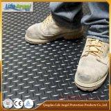 De rubber Mat van de Fabriek van de Mat Slip Rubber, zuivert Geribbeld RubberBlad