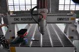 CNC van het Controlemechanisme van de Studio van Nc de Vacuümpomp van de Prijs van de Machine van de Router voor het Werken van het Beeldhouwwerk