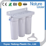 3 Stage Water Filter pour 3 White Housing