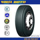 Pneu sans chambre de Boto pour le pneu radial 315 de camion de camion de véhicule 70 22.5.