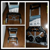 Carriageのための頑丈なAluminium Folding Hand Trolley Cart