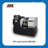 高品質小さい小型CNCの旋盤機械