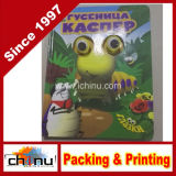 Eco Friendly Brightly Painted Child Paperboard Book Printing