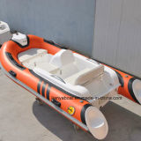 Liya los 3.3m Small Rib Inflatable Boat Hypalon Tender Rubber Boat China
