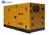 1500rpm Super Stille Diesel Generator 50Hz voor Bouwwerf