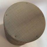 Disco do filtro de engranzamento do fio do engranzamento de fio do aço inoxidável