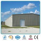 Einfache Installation runzelte Stahlwerk-Stahlrahmen-Metallgebäude-Halle
