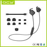 Neckband Bluetooth sans fil Barbuds pour la construction de musique dans le microphone