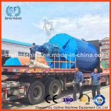 Bioreactor de residuos orgánicos de acero inoxidable