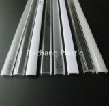 Plastikdiffuser (zerstäuber) für Aluminium-LED-Profil