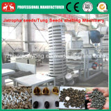 Jatropha/piccoli semi di Tung che sbucciano, sgranando strumentazione