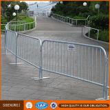 Barrière utilisée bon marché provisoire de contrôle de foule de construction en métal de concert de sûreté