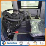 Neue 4WD Zl15 1.5ton Minirad-Ladevorrichtung China-mit Gabel