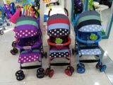 良質のベビーカー、赤ん坊の手押車-5701