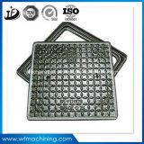 Drenaje moldeada Sistema de Hierro Tapas de registro por el proceso de fundición de resina