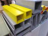 Пробка стеклоткани квадратная, труба FRP квадратная, полая квадратная пробка